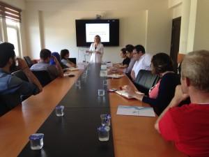 """Lansy Group Çalışanlarına """"Başarılı Müşteri İlişkileri"""" Eğitimi"""